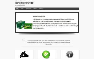 Mck Solutions-Kopieringspapper.eu